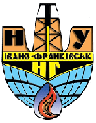 Ivano-Frankivsk National Technical University of Oil and Gas (Logo)